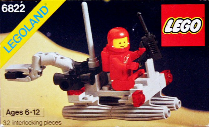 Lego Espace - Space Digger