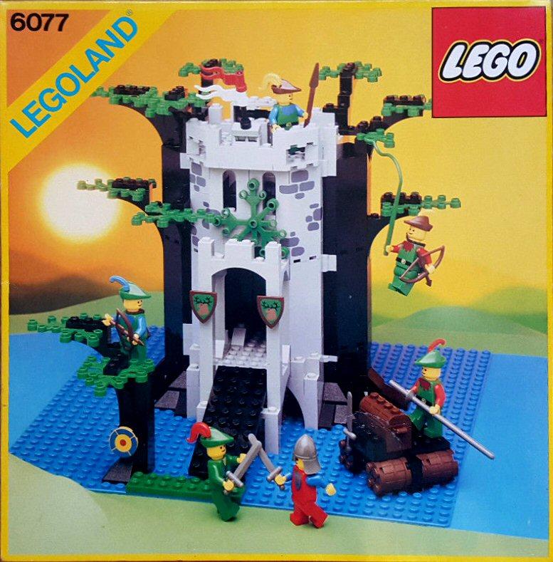 Les jouets de notre enfance. - Page 2 Lego-Castle-1989-6077