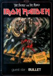 Iron Maiden Carte Postale - The Beast on the Road