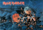 Iron Maiden Carte Postale - Live After Death