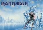 Iron Maiden Carte Postale - Seventh Tour of a Seventh Tour