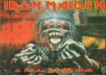 Iron Maiden Carte Postale - A Real Dead One