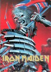 Iron Maiden Carte Postale - BBC Archives