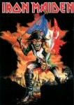 Iron Maiden Carte Postale - Live in Paris Bercy 2011