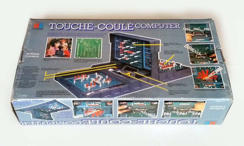 Touché Coulé Computer 1978