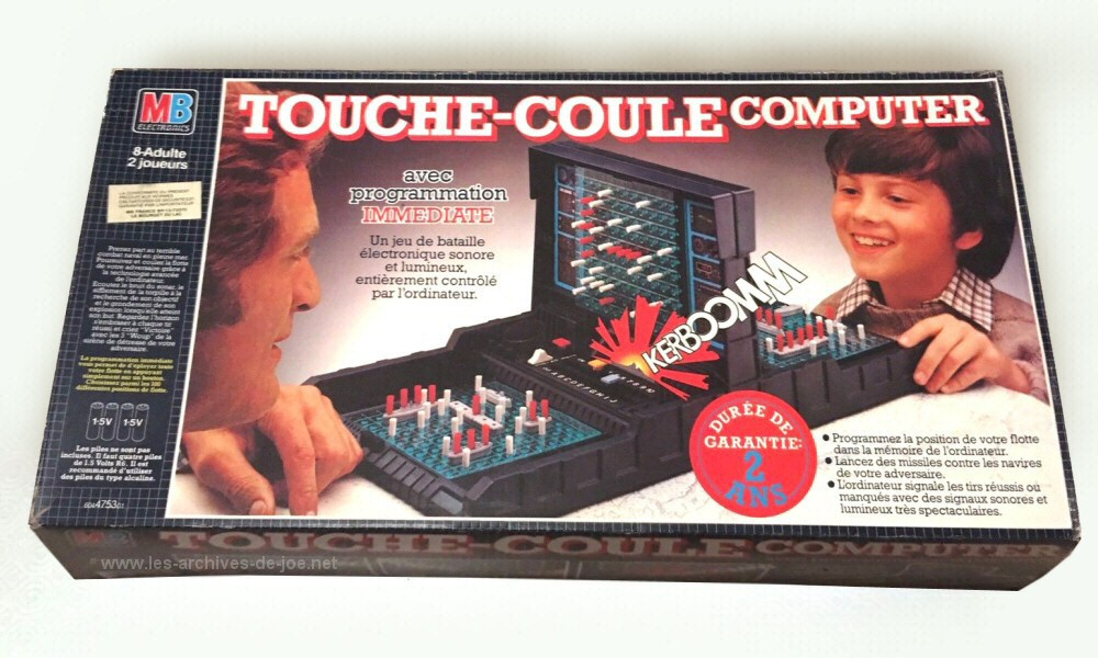 Touché Coulé Computer 1982
