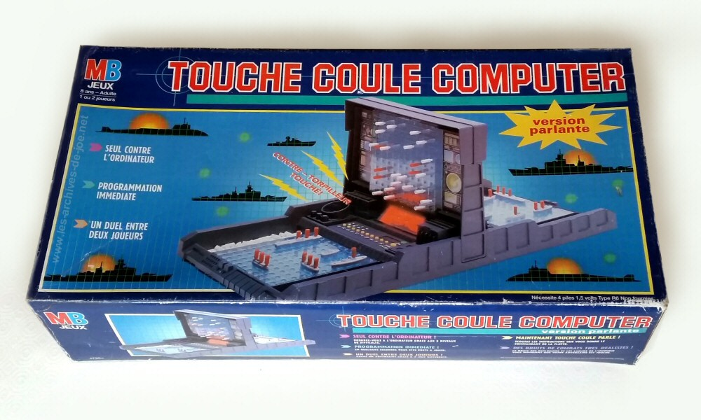 Touché Coulé Computer 1989