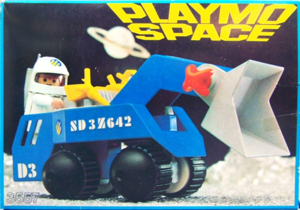 Playmospace 3557 - Space front loader