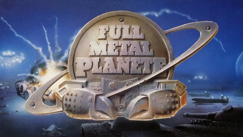Full Metal Planète
